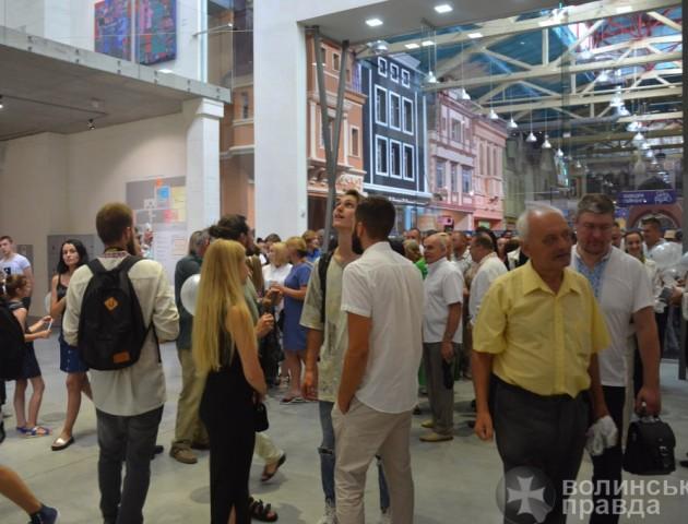 У Луцьку відкрили унікальний приватний музей сучасного мистецтва. ФОТО
