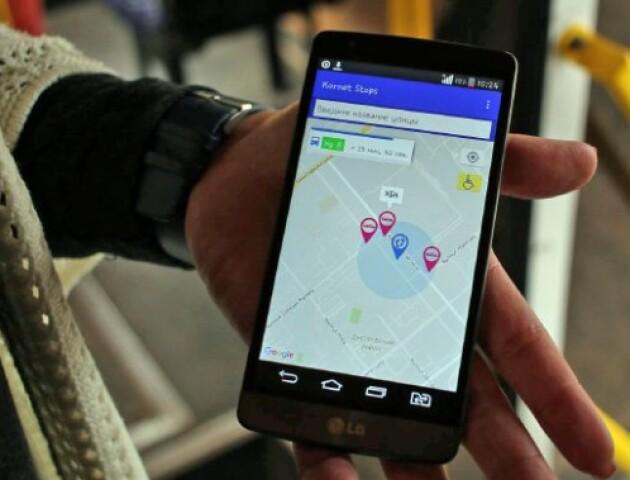 У Луцьку буде новий сайт для стеження за маршрутками і тролейбусами