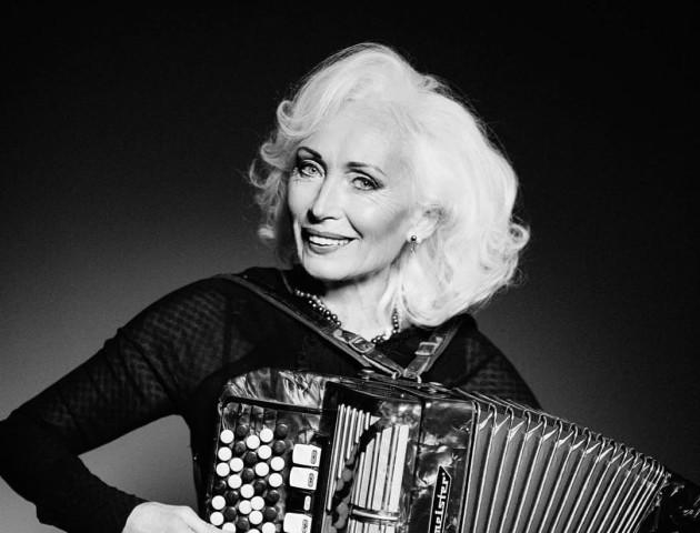 66-річна українська модель - у топ-100 надихаючих жінок світу