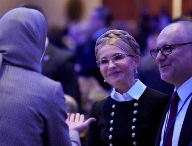Юлія Тимошенко на молитовному сніданку в США. ВІДЕО
