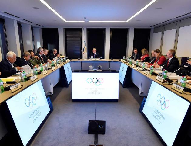 Росія вибачилась після відсторонення від Олімпіади