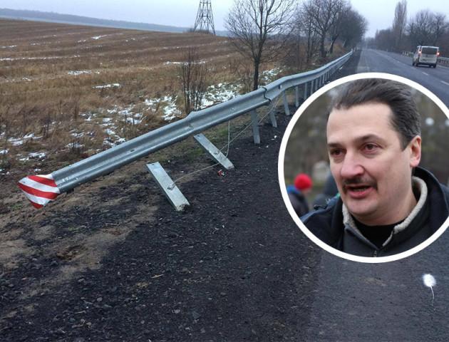 ЗМІ: депутат облради потрапив в аварію