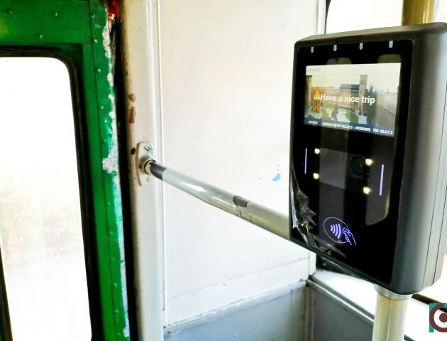 Що робити лучанам, якщо валідатор у транспорті не працює