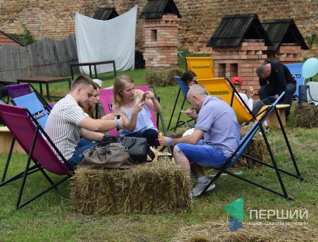 У Луцьку стартував Lutsk Food Fest. ФОТО