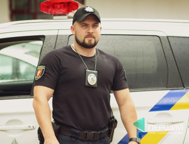 Головний патрульний Волині втрапив у Києві в ДТП