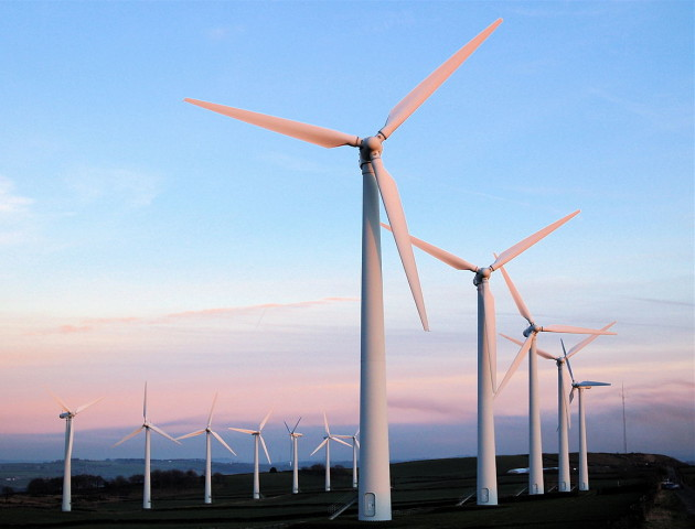 На Волині хочуть збудувати вітроелектростанції