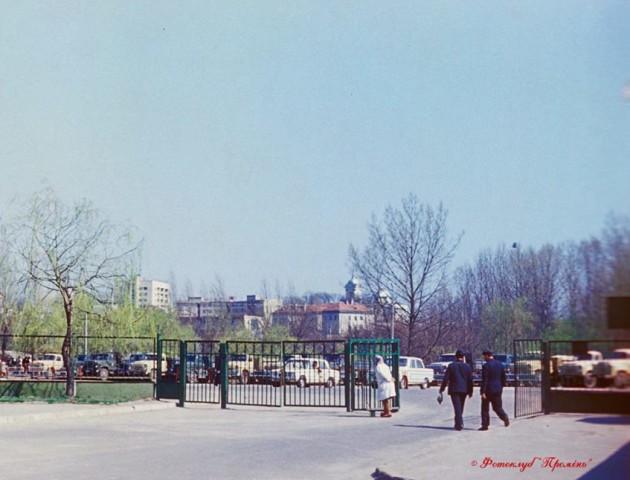 З'явилося фото Старого ринку в Луцьку середини 70-х