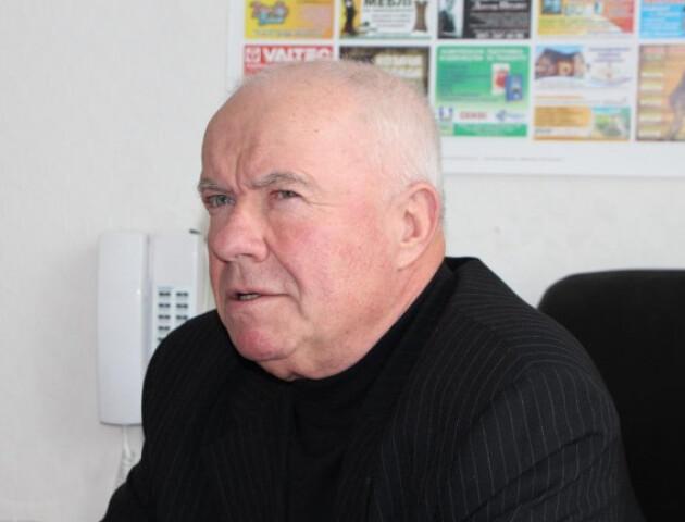 Помер колишній представник Президента України на Волині Володимир Блаженчук