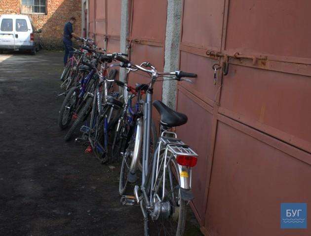 У волинянина вилучили два десятки велосипедів