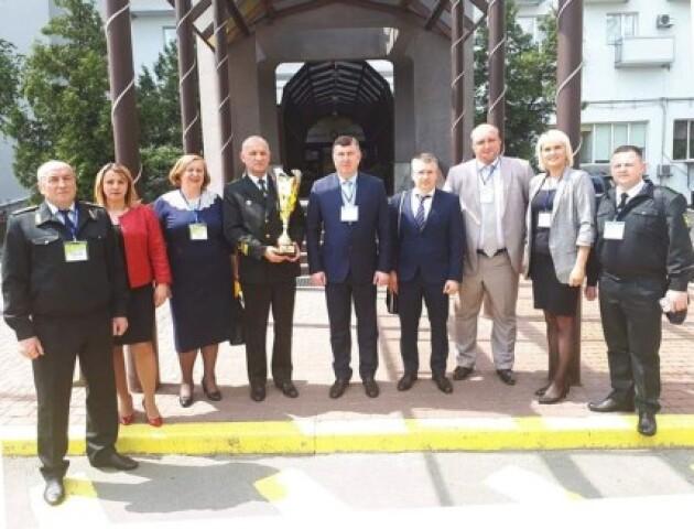 Волинський лісгосп –найкращий в Україні за дотриманням охорони праці
