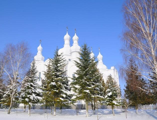 Краса церкви на Волині взимку на світлинах Павла Березюка. ФОТО