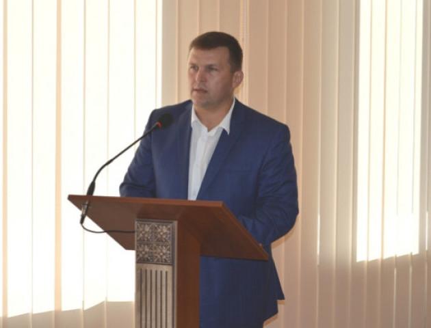 Заступник голови Волинської ОДА провів особистий прийом жителів Горохова