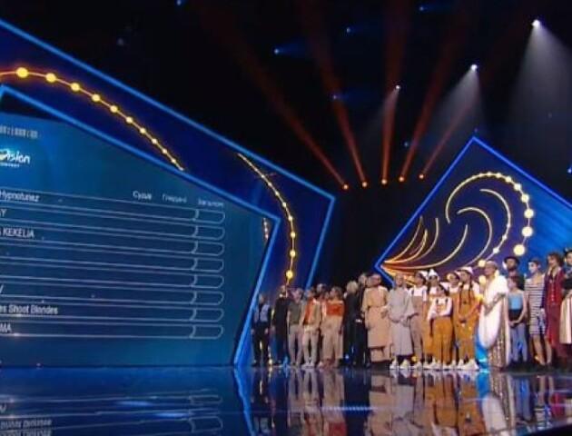 Відомі імена учасників нацвідбору Євробачення-2020