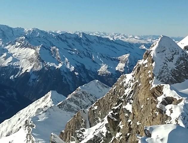 П'яний турист в Італії випадково підкорив Альпи