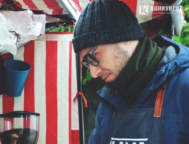 Варто пити каву там, де подобається, – луцький бариста. ФОТО