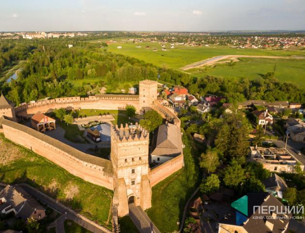 Експерт: Луцький замок потрібно передати на баланс міста