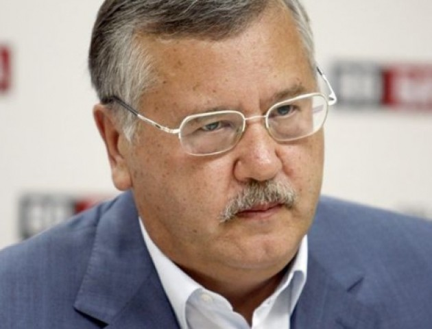 У Луцьк приїде екс-міністр оборони Анатолій Гриценко