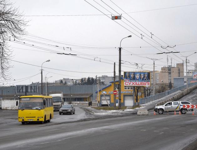 У Луцьку перекриють вулицю Рівненську