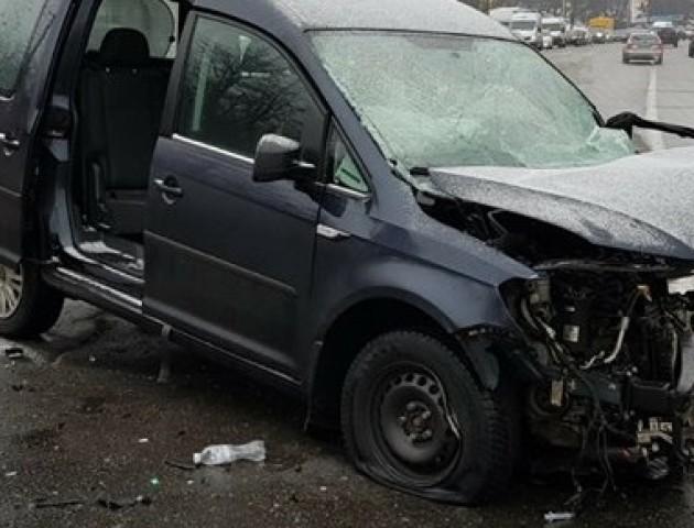 Капрал поліції загинув у лобовій ДТП в Києві. ФОТО