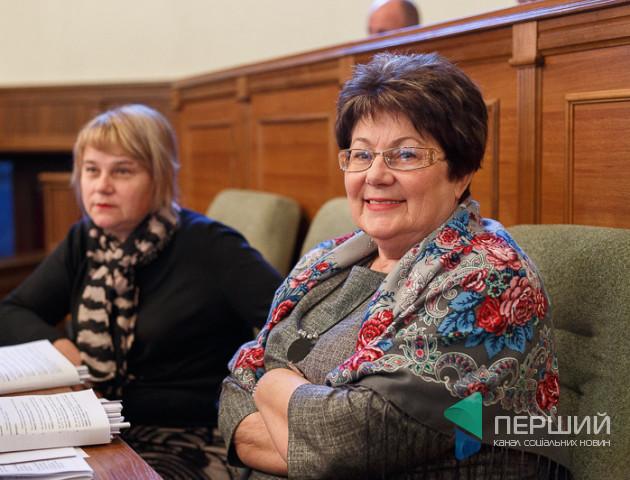 Комісія облради не захотіла продовжити контракт директорці санаторію «Пролісок» Валентині Касарді