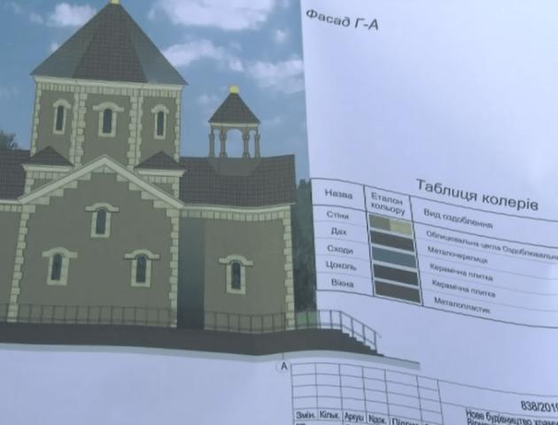 У Луцьку на місці колгоспного ринку побудують вірменську церкву