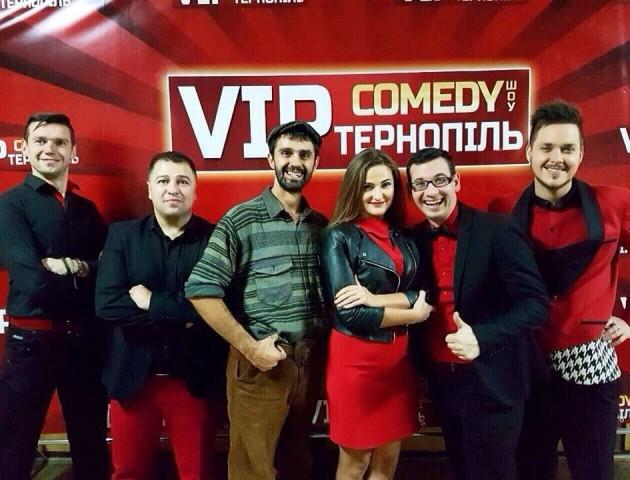 У Луцьк з новою програмою приїде «VIP Тернопіль»