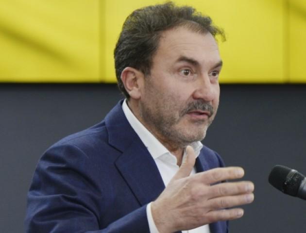 Башкаленко керує штабом «Опозиційного блоку» на Миколаївщині