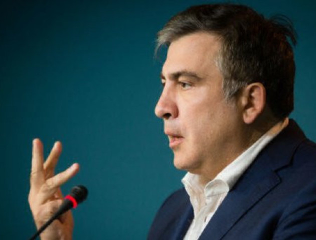 Саакашвілі оголосили у розшук: йому інкримінують три статті