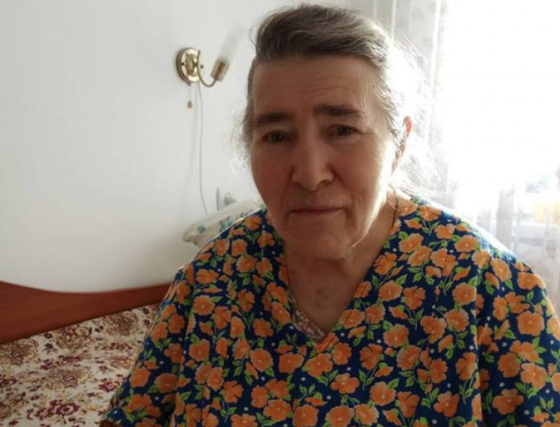 Самотня пенсіонерка з Луцька терміново потребує грошей на операцію