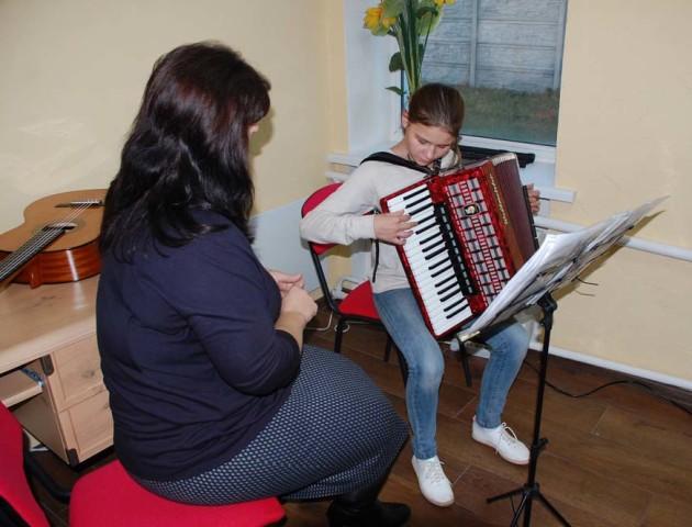 У селі під Луцьком запрацювала музична школа. ФОТО