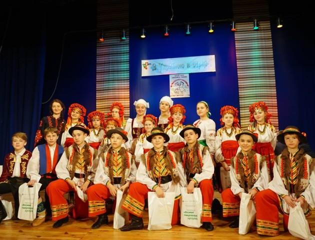 «Волиняночка» творчо приймала гостей з Києва та Одеси. ФОТО