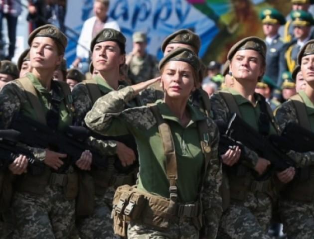 Не чоловіками єдиними: в лавах ЗСУ служить 55 тисяч жінок