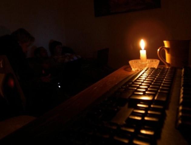 Графік відключення світла у Луцьку 27 вересня