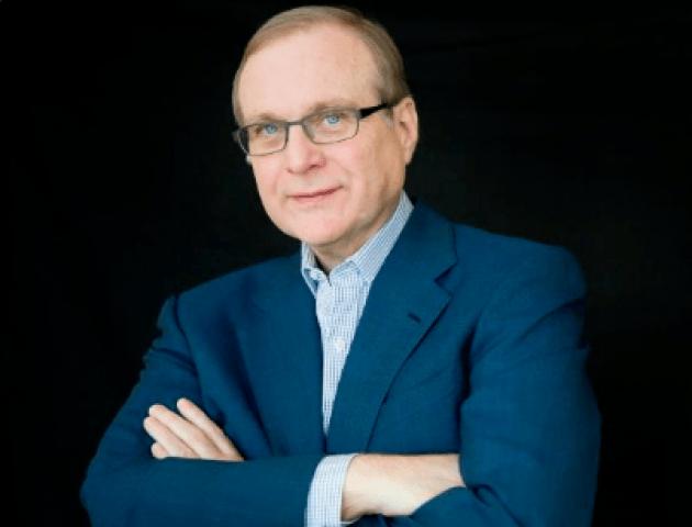 Від раку помер співзасновник Microsoft