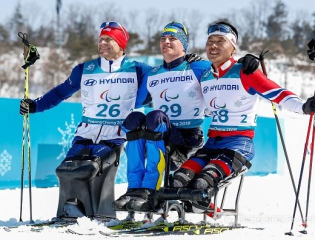Україна завоювала друге «золото» на паралімпіаді