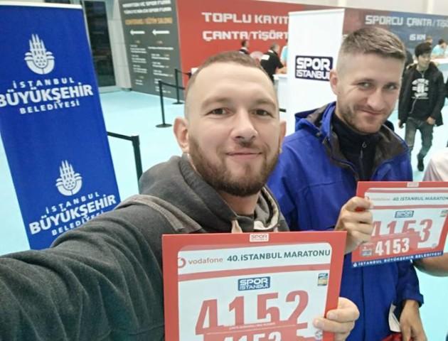 42 км за чотири години: екс-заступник мера Луцька пробіг марафон. ФОТО