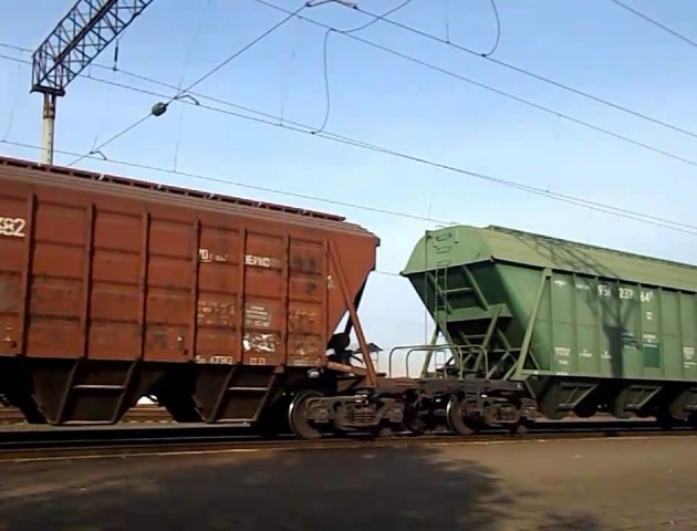 З Ковеля до Польщі почав курсувати новий вантажний потяг