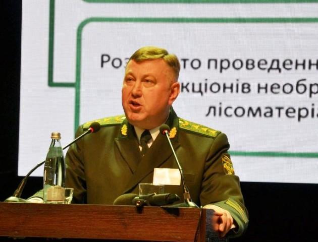 Треба повернути міністерство лісу, – Володимир Бондар у Луцьку