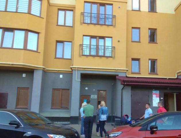У Луцьку на Набережній мешканці багатоповерхівок залишилися без газу. ФОТО