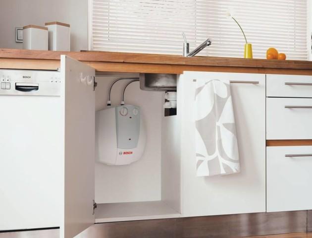 «БОШ-ТЕПЛО» пропонує ідеальний для кухні водонагрівач