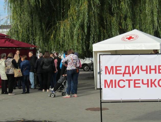 Повідомили результати обстежень у «Медичному містечку» в Луцьку