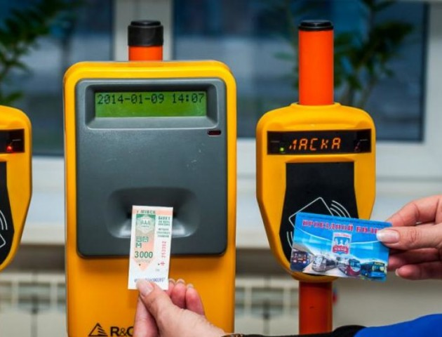 На валідатори у тролейбусах й маршрутках Луцька  витратять 65 мільйонів гривень