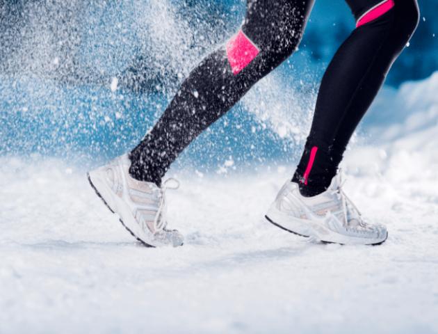 Волинські спортсмени готуються до зимового чемпіонату України зі спортивної ходьби. ВІДЕО