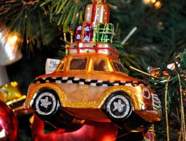Як піднімуть ціну луцькі таксі на Новий рік