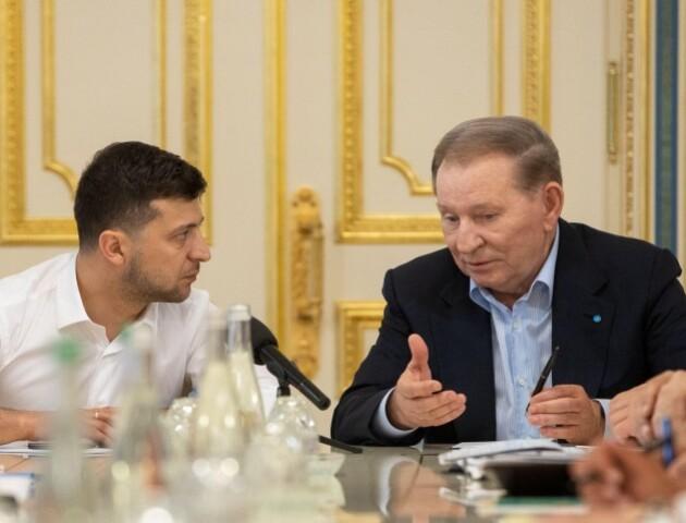 Зеленський доручив Кучмі представляти Україну на Мінських переговорах