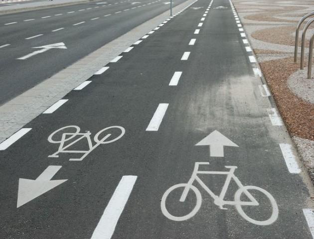 Як зрушити з мертвої точки питання велодоріжок у Луцьку