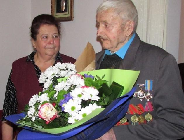Волинянин відзначив 100-річний ювілей. ФОТО
