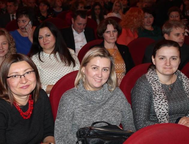 Як у Луцьку вітали соцпрацівників з професійним святом. ФОТО