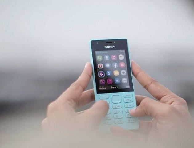 Люди стали купувати більше телефонів із кнопками