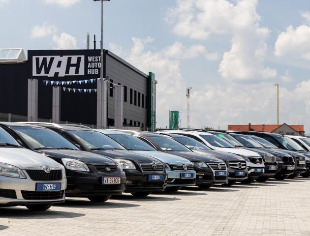 WEST AUTO HUB - надійний помічник у купівлі авто. ВІДЕО